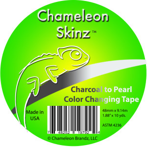 Chameleon Skinz Tape Charcoal Pearl